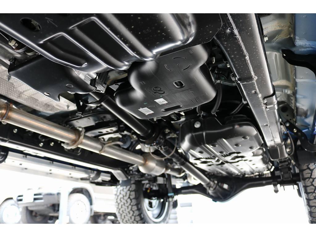 下廻り! | トヨタ ハイラックス 2.4 Z ディーゼルターボ 4WD Z