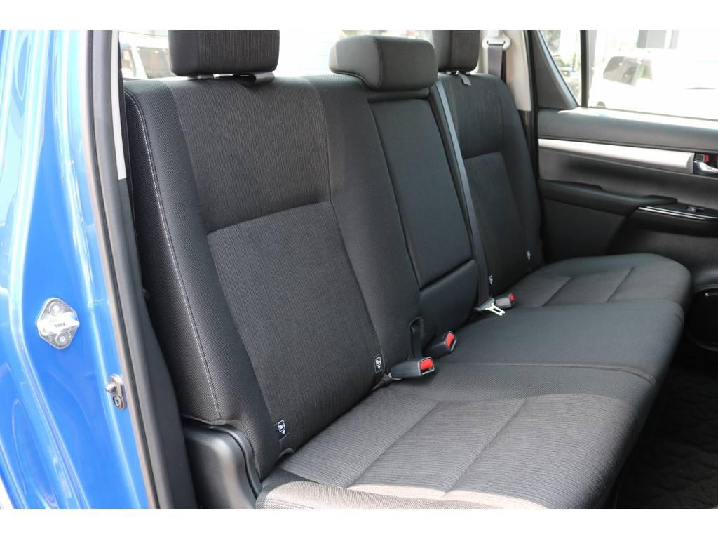 セカンドシート! | トヨタ ハイラックス 2.4 Z ディーゼルターボ 4WD Z
