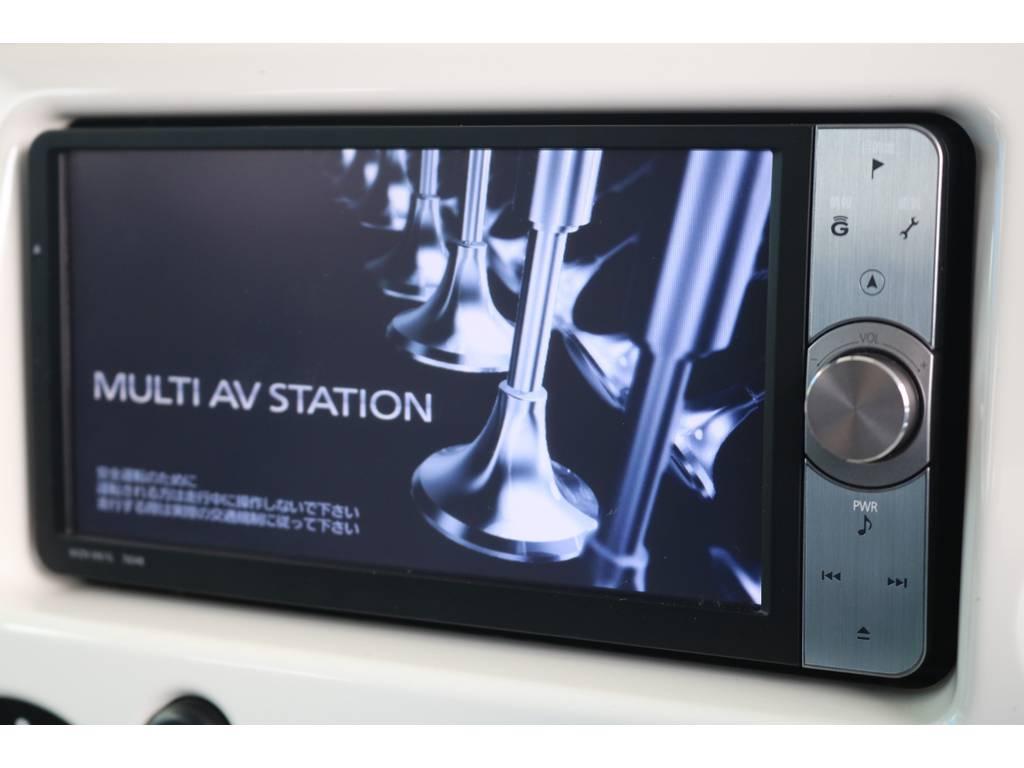 販売店オプション装備のHDDナビ付です! | トヨタ FJクルーザー 4.0 カラーパッケージ 4WD