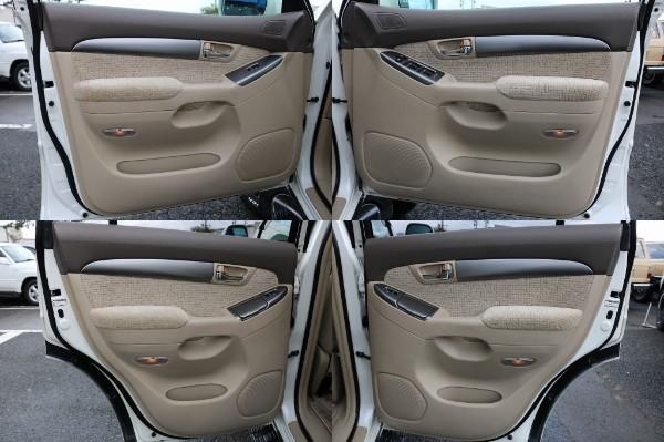 各部内張り! | トヨタ ランドクルーザープラド 2.7 TX 4WD