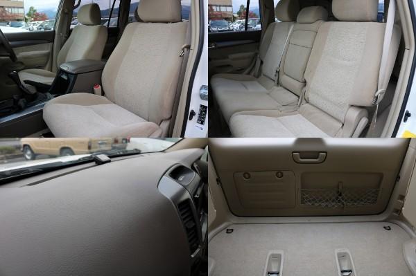 内装コンディションも良好ですよ! | トヨタ ランドクルーザープラド 2.7 TX 4WD