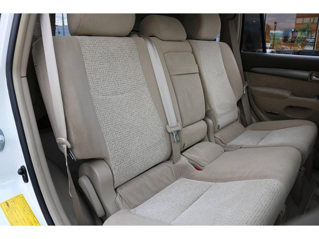 セカンドシート! | トヨタ ランドクルーザープラド 2.7 TX 4WD