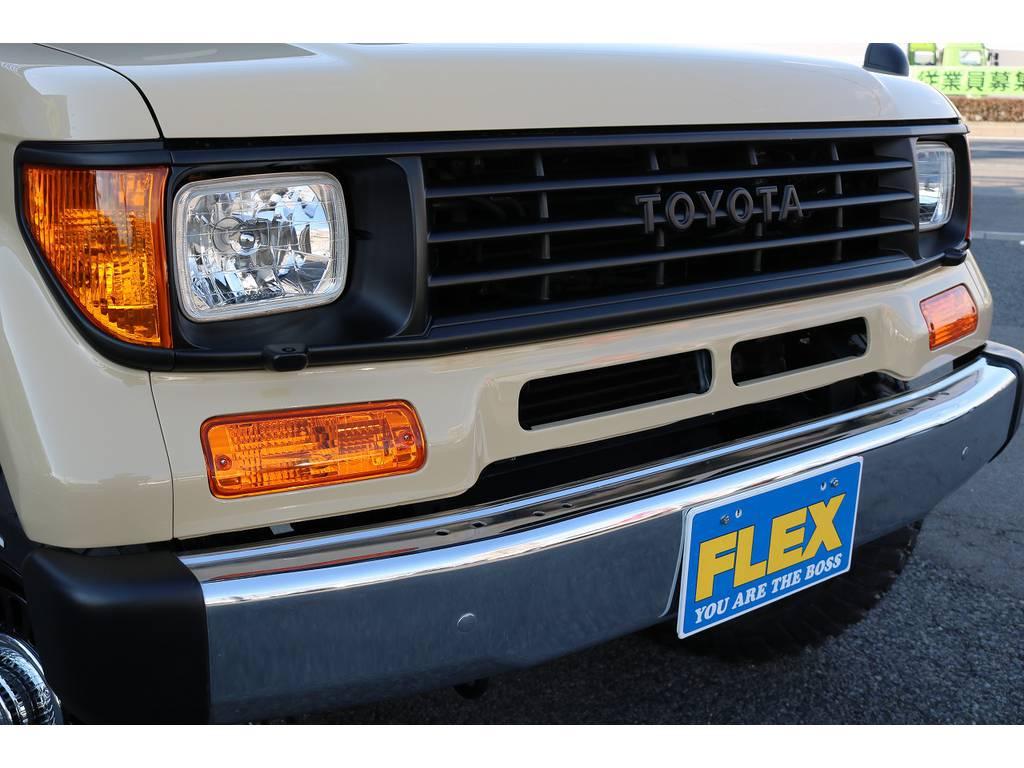 各部Mブラック塗装を施しました♪ | トヨタ ランドクルーザープラド 3.0 SXワイド ディーゼルターボ 4WD