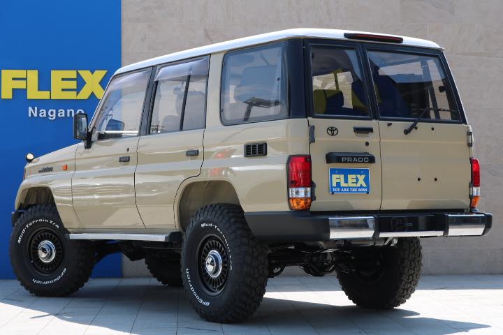 陸送会社との提携により遠方納車も可能ですので、お気軽にお問い合わせ下さい! | トヨタ ランドクルーザープラド 3.0 SXワイド ディーゼルターボ 4WD