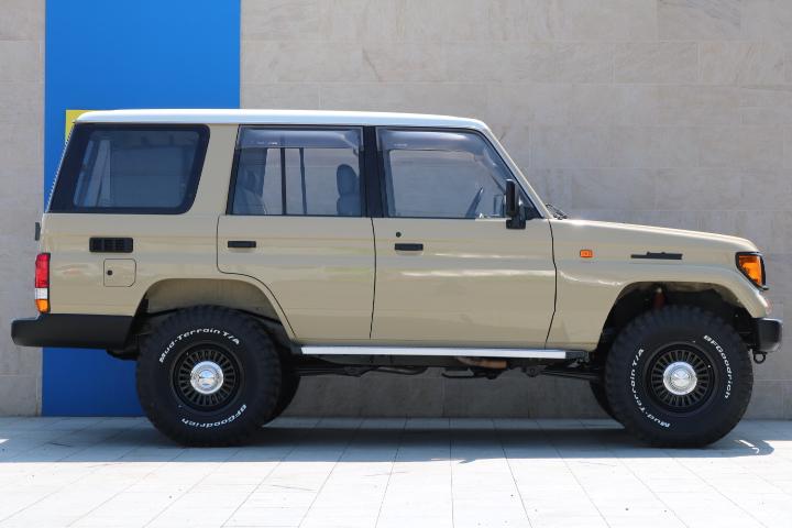 リフトUPスタイル! | トヨタ ランドクルーザープラド 3.0 SXワイド ディーゼルターボ 4WD