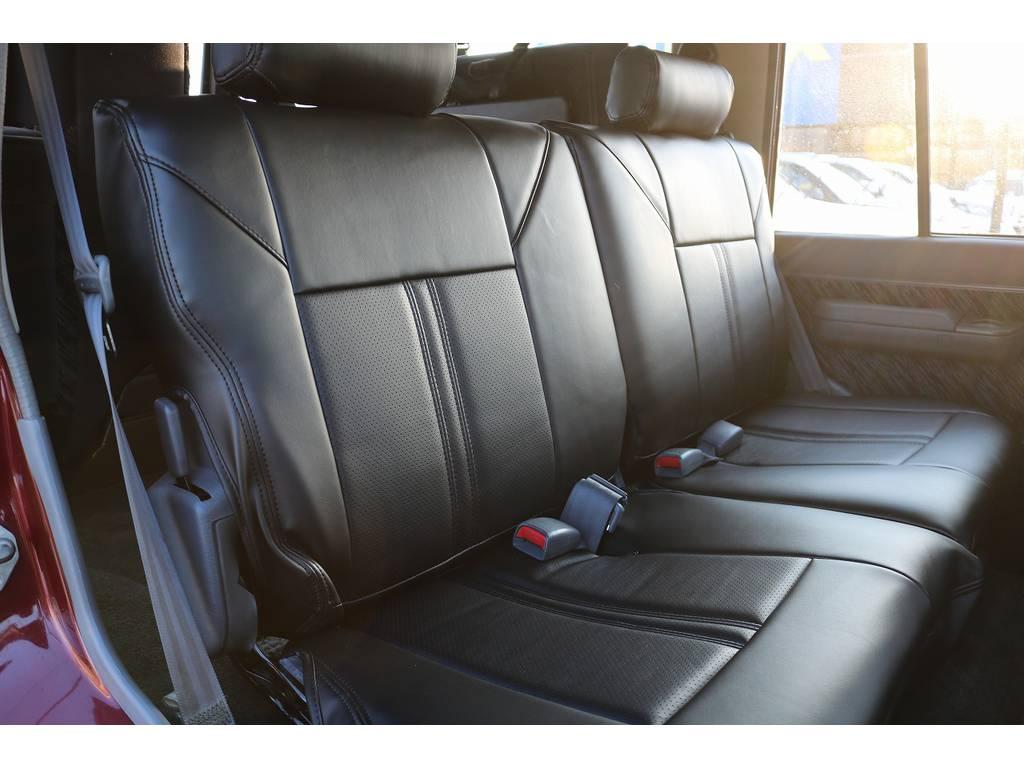 セカンドシート! | トヨタ ランドクルーザープラド 3.0 SXワイド ディーゼルターボ 4WD