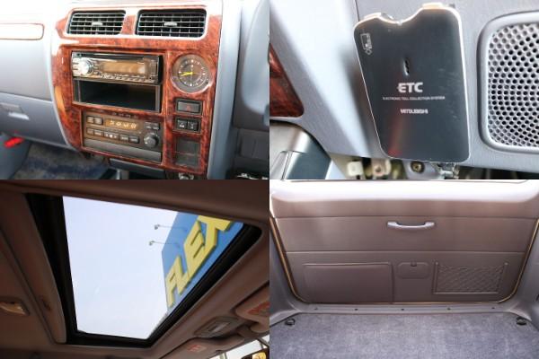 サンルーフ装備!追加でのナビのカスタムなども承ります! | トヨタ ランドクルーザープラド 2.7 TX リミテッド 4WD