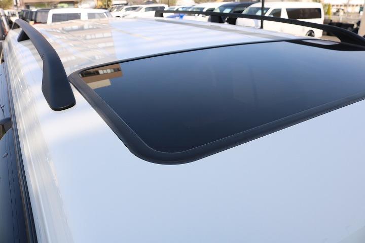ルーフホワイトに塗り分け済み! | トヨタ ランドクルーザープラド 2.7 TX リミテッド 4WD
