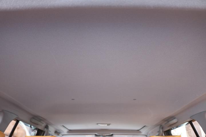 天張りも綺麗に保たれております! | トヨタ ランドクルーザープラド 2.7 TX リミテッド 4WD