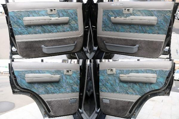 各部内張り! | トヨタ ランドクルーザープラド 3.0 SXワイド ディーゼルターボ 4WD