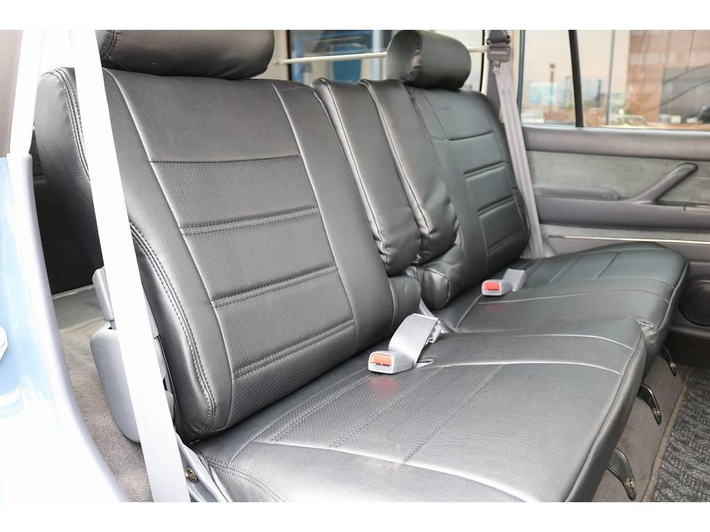 セカンドシート! | トヨタ ランドクルーザー80 4.2 VXリミテッド ディーゼルターボ 4WD