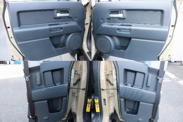 各部内張り! | トヨタ FJクルーザー 4.0 オフロードパッケージ 4WD