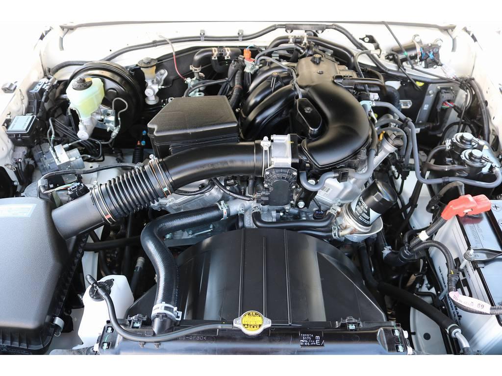 1GRエンジン搭載!4リッターモデルになります!