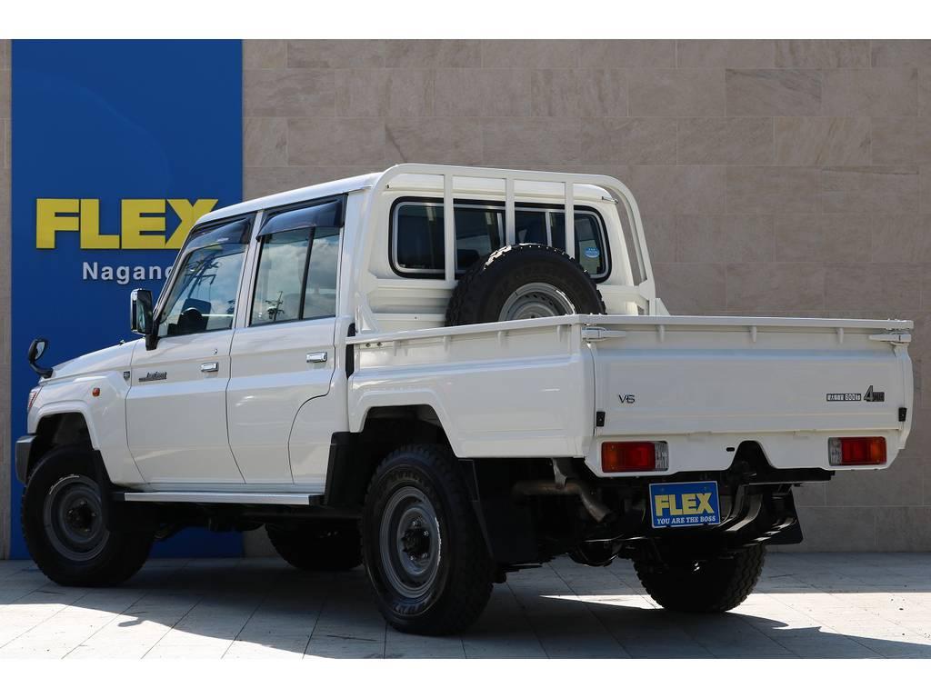 陸送会社との提携により遠方納車も可能ですので、お気軽にお問い合わせ下さい! | トヨタ ランドクルーザー70ピックアップ 4.0 4WD