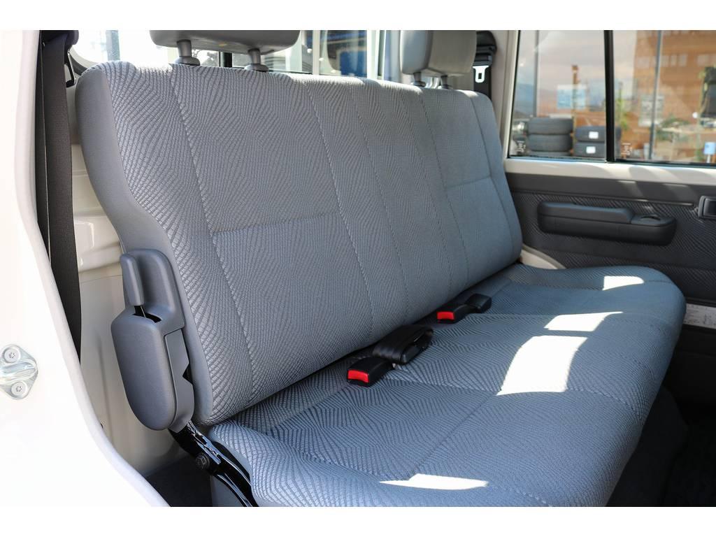 セカンドシート! | トヨタ ランドクルーザー70ピックアップ 4.0 4WD
