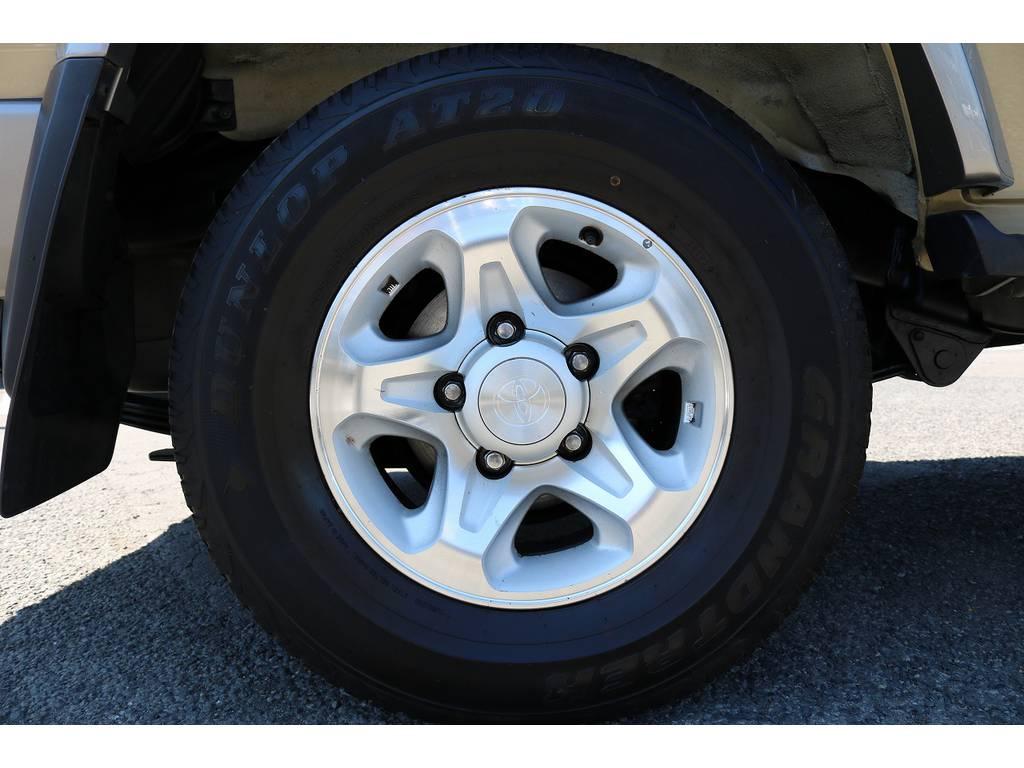 その他カスタム等ご相談下さい! | トヨタ ランドクルーザー70 4.0 4WD 30thアニバーサリー