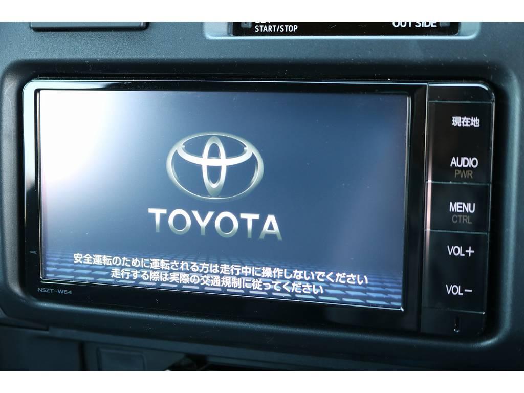 純正SDナビTV | トヨタ ランドクルーザー70 4.0 4WD 30thアニバーサリー