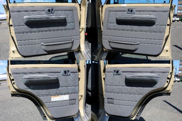 各部内張り! | トヨタ ランドクルーザー70 4.0 4WD 30thアニバーサリー