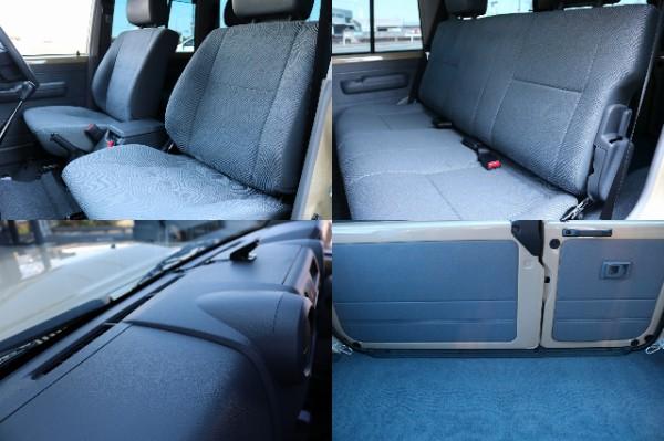 寒冷地仕様車です! | トヨタ ランドクルーザー70 4.0 4WD 30thアニバーサリー