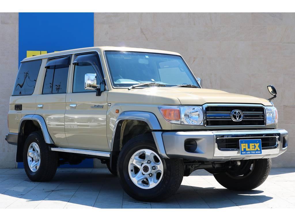 全車法定点検整備後の更新型、保証付き販売となります! | トヨタ ランドクルーザー70 4.0 4WD 30thアニバーサリー