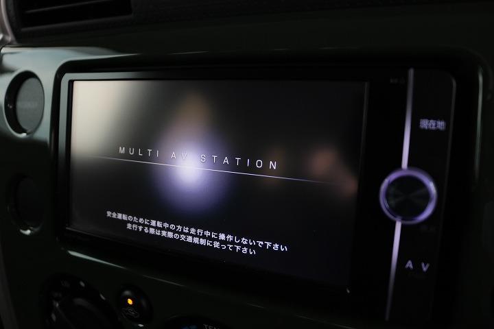 ディーラー純正SDナビTV付きです!