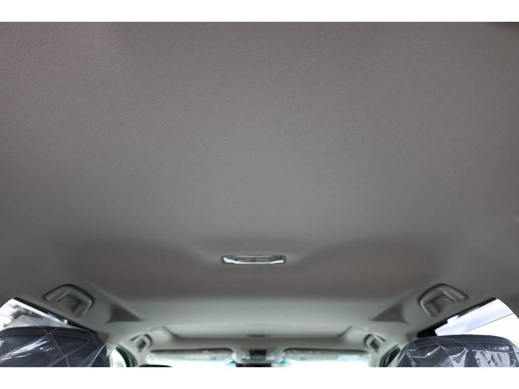 天井も高く広々空間です!
