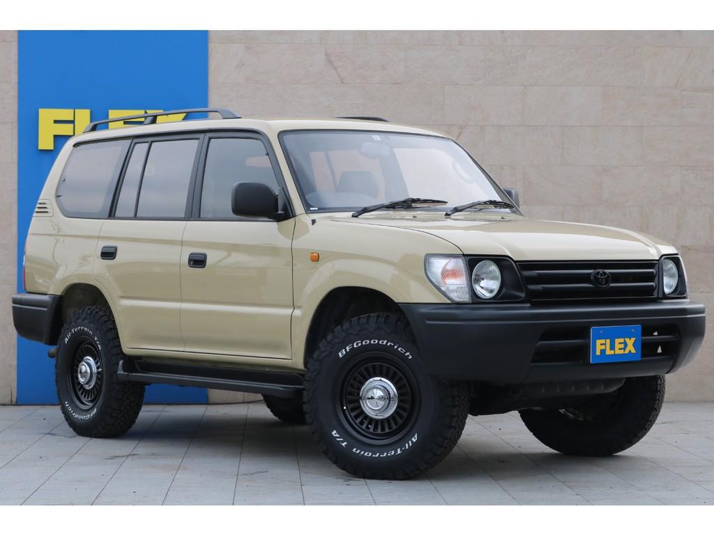 全車法定点検整備後の更新型、保証付き販売となります!