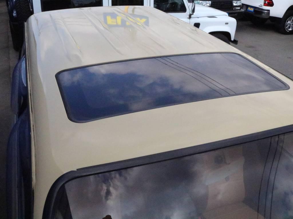 全車ルームクリーニングをしております☆ | トヨタ ランドクルーザー80 4.5 VXリミテッド 4WD 丸目換装 60フェイス