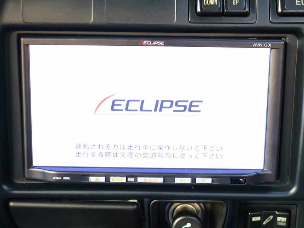 社外ナビゲーションをインストール済み最新のマルチナビゲーションのお取り付けもお任せください! | トヨタ ランドクルーザー80 4.5 VXリミテッド 4WD 丸目換装 60フェイス