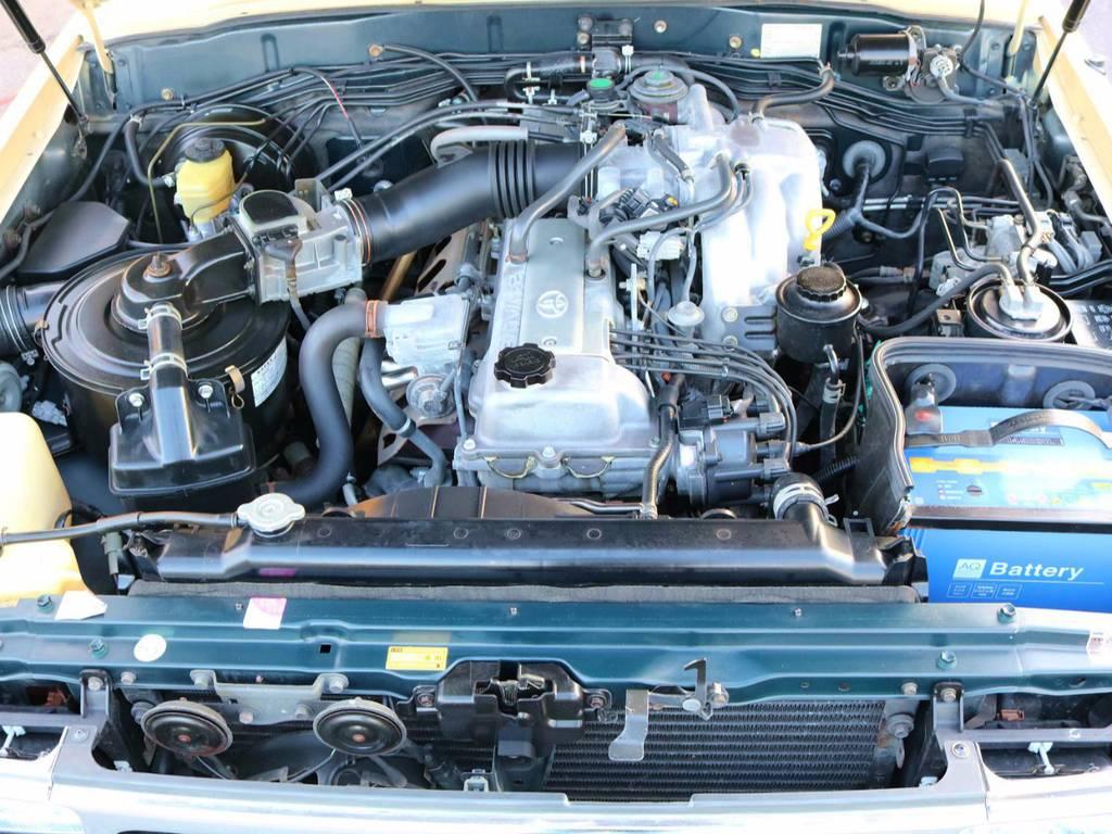 当社は整備費用、1年間距離無制限の保証をお付けしてのご納車となります! | トヨタ ランドクルーザー80 4.5 VXリミテッド 4WD 丸目換装 60フェイス