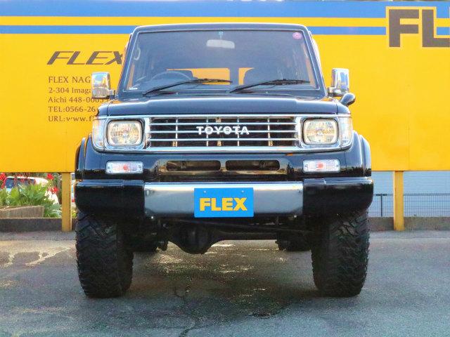 追加でシートカバーのお取り付けもお任せください! | トヨタ ランドクルーザープラド 3.0 SXワイド ディーゼルターボ 4WD ブラックコンプリート