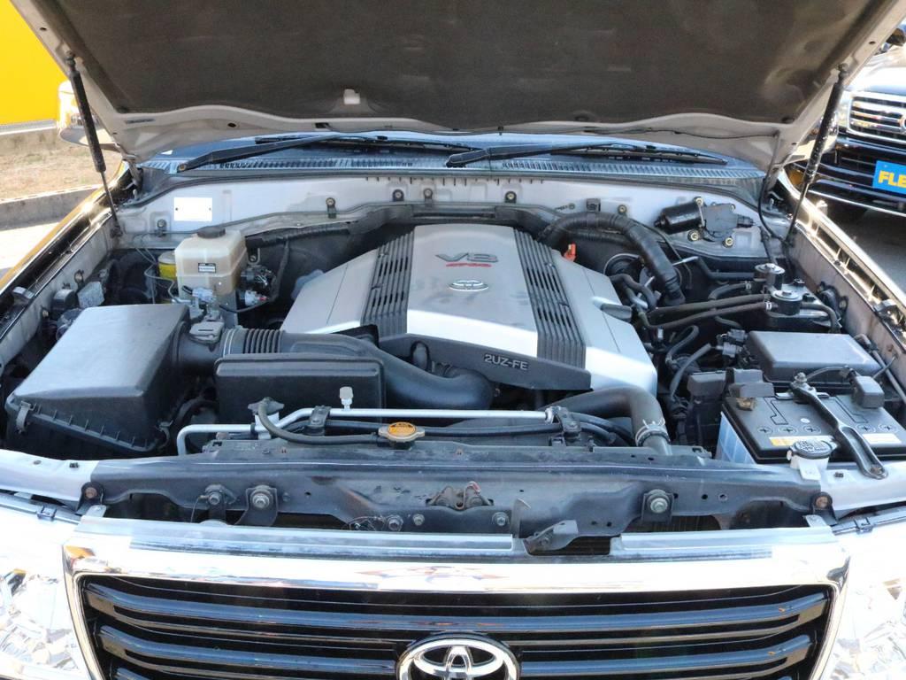 | トヨタ ランドクルーザー100 4.7 VXリミテッド 4WD