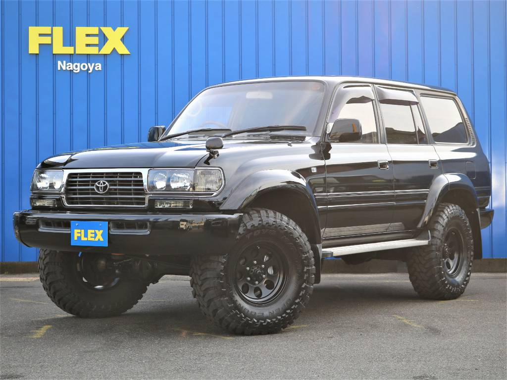 | トヨタ ランドクルーザー80 4.2 VXリミテッド ディーゼルターボ 4WD Nox規制適合車