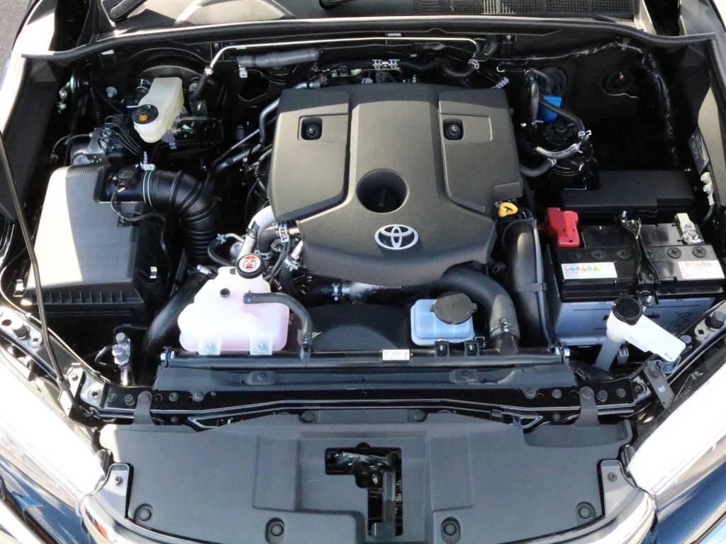 オシャレでカッコいいピックアップトラックです。 | トヨタ ハイラックス 2.4 Z ディーゼルターボ 4WD