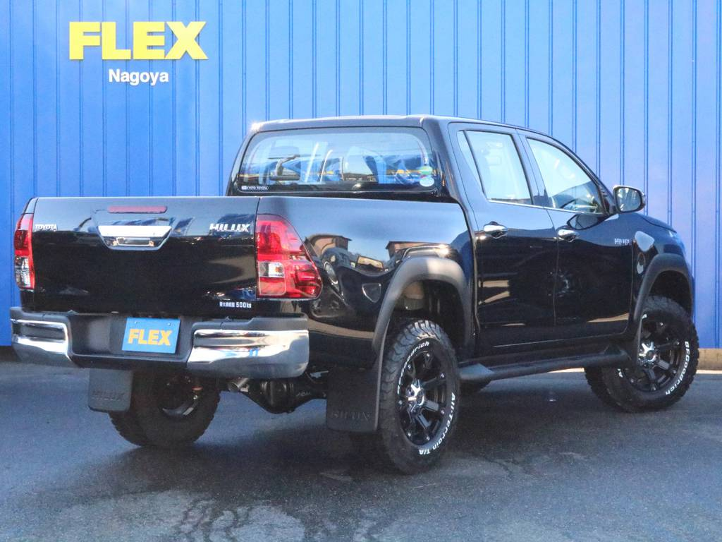 今では当たり前と言っても良い位の安全装置、TSS装備! | トヨタ ハイラックス 2.4 Z ディーゼルターボ 4WD