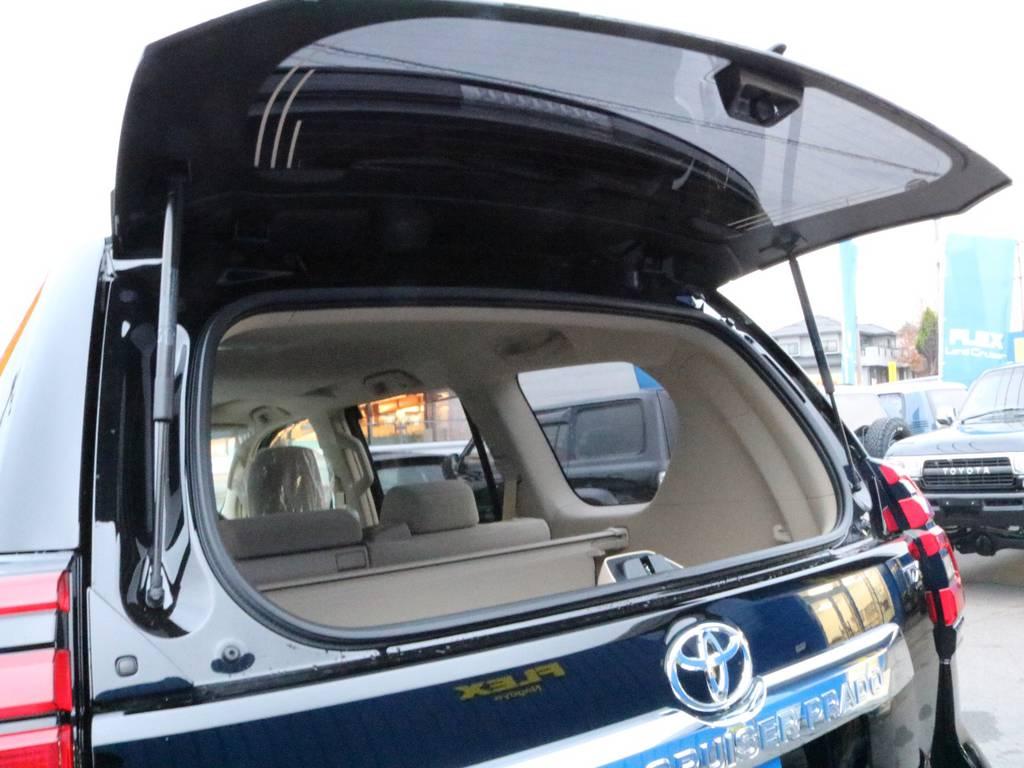 トヨタメーカーの保証継承を実施後のご納車となります。アウトドアやドライブも安心ですね。 | トヨタ ランドクルーザープラド 2.8 TX ディーゼルターボ 4WD 5人
