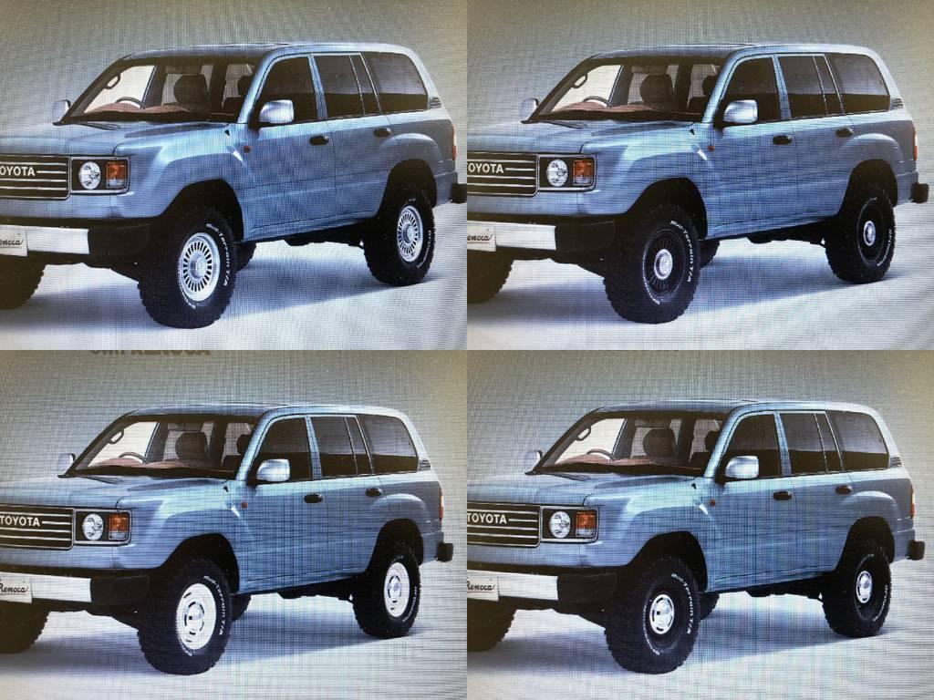 | トヨタ ランドクルーザー100 4.7 VXリミテッド 4WD RenocaType106
