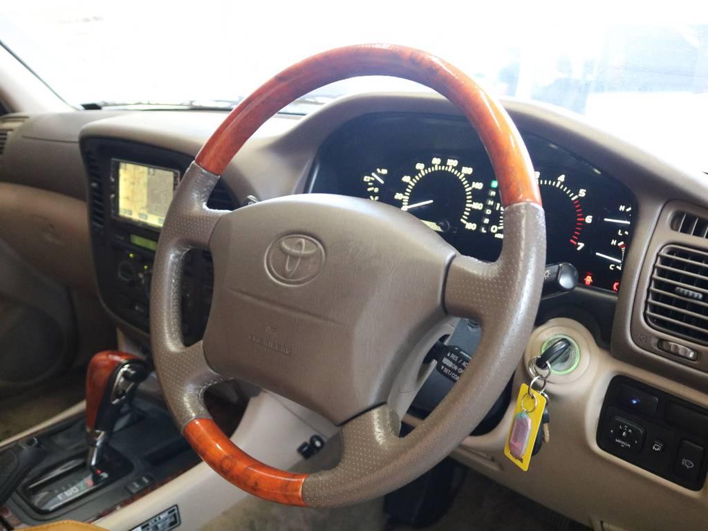 最長120回オートローンお取扱い御座います。 | トヨタ ランドクルーザー100 4.7 VXリミテッド 4WD RenocaType106