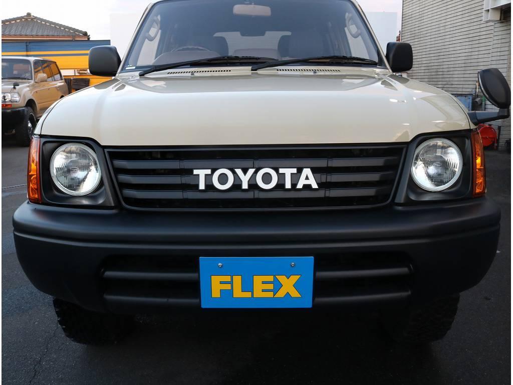 当社ではフレックス保証を販売させて頂いております!納車後から手放すその時まで保証付きでお乗り頂く事が可能です。 | トヨタ ランドクルーザープラド 3.4 TX 4WD