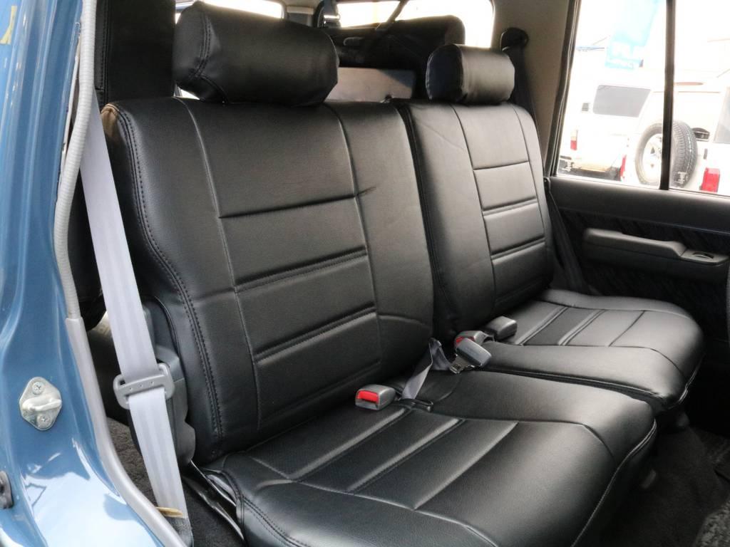 内装まで拘り抜いた1台! | トヨタ ランドクルーザープラド 3.0 SXワイド ディーゼルターボ 4WD 2インチアップ