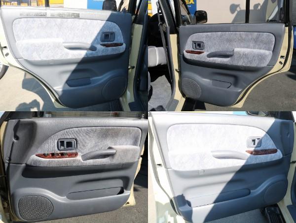 内貼りも大きな傷やシミもなく良い状態です! | トヨタ ランドクルーザープラド 2.7 TX 4WD