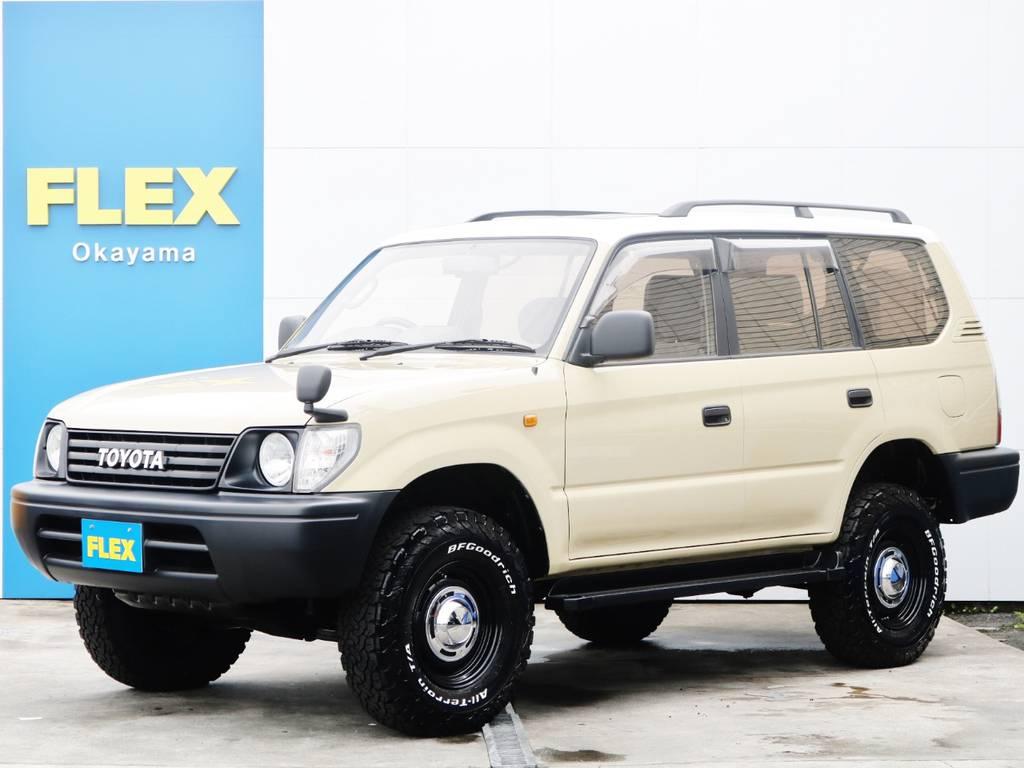 ランドクルーザープラド 2.7 TX 4WD | トヨタ ランドクルーザープラド 2.7 TX 4WD