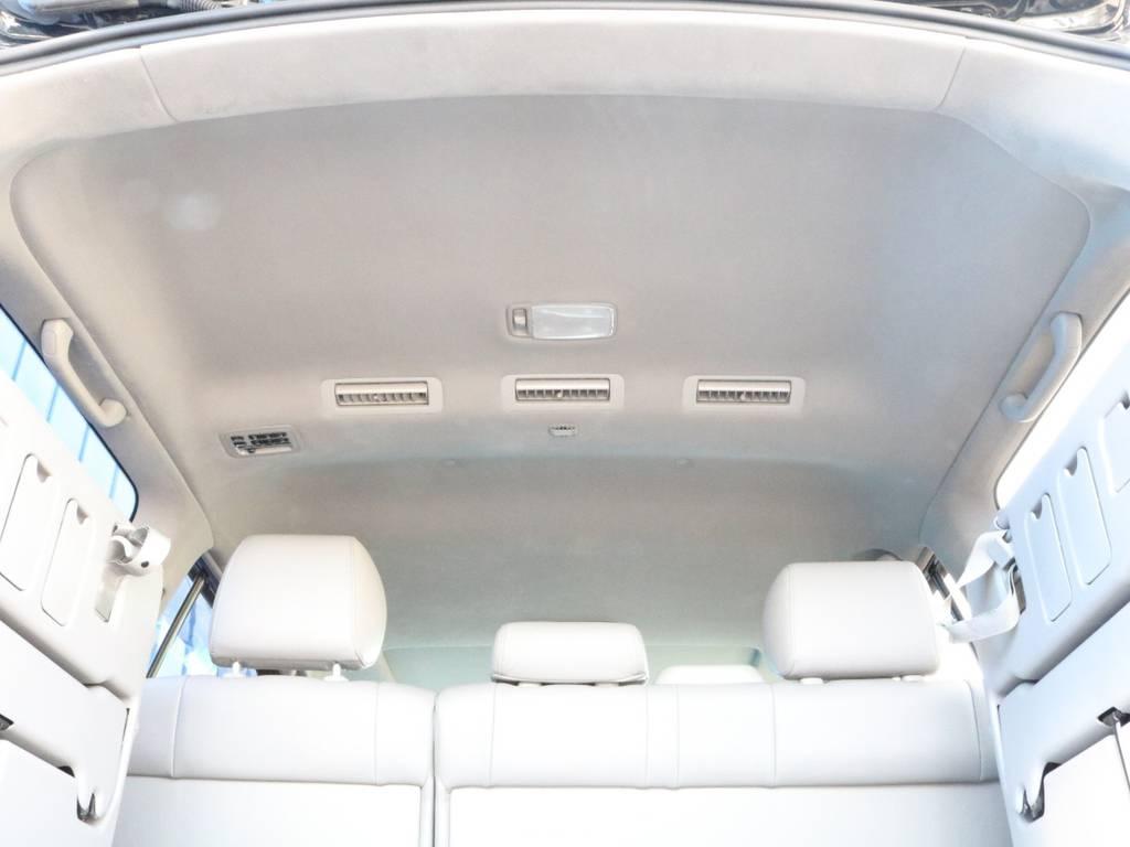 内装色も統一され、高級感が漂います。 | トヨタ ランドクルーザーシグナス 4.7 60thスペシャルエディション 4WD