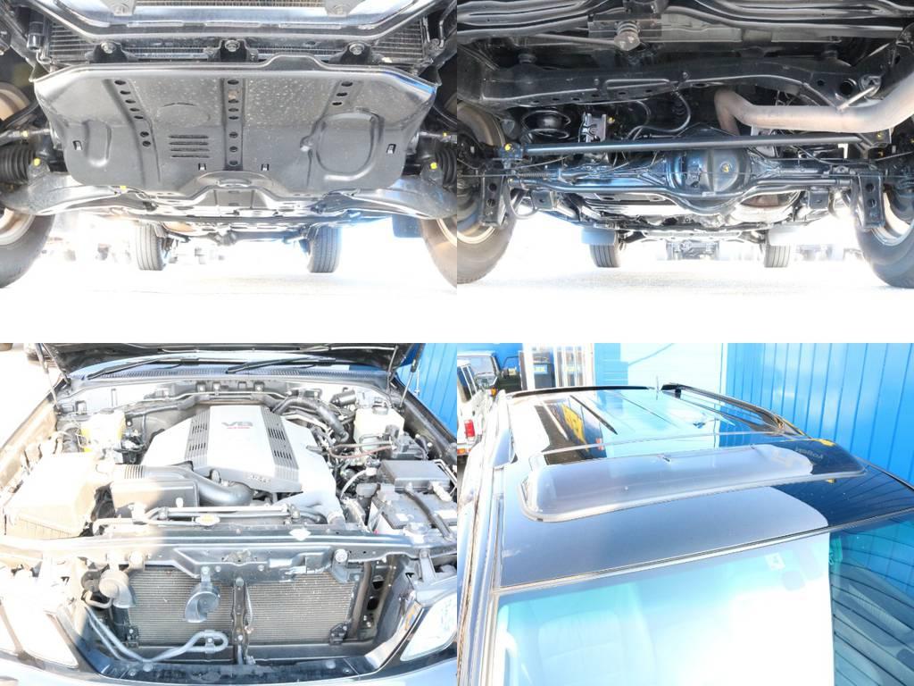 専用の黒本木目もしっくりきます。 | トヨタ ランドクルーザーシグナス 4.7 60thスペシャルエディション 4WD