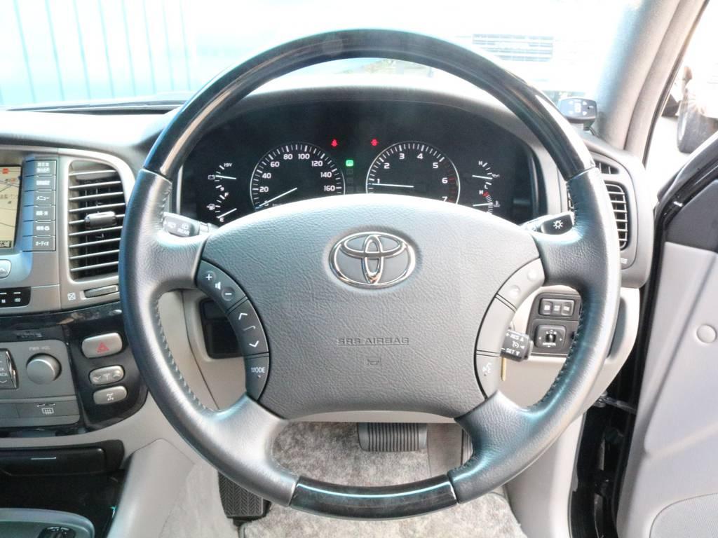 ドアの開閉する音を是非聞いていただきたいです。 | トヨタ ランドクルーザーシグナス 4.7 60thスペシャルエディション 4WD