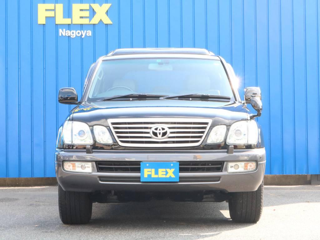 海外モデルの当時のLXがこちらのシグナスなんです! | トヨタ ランドクルーザーシグナス 4.7 60thスペシャルエディション 4WD