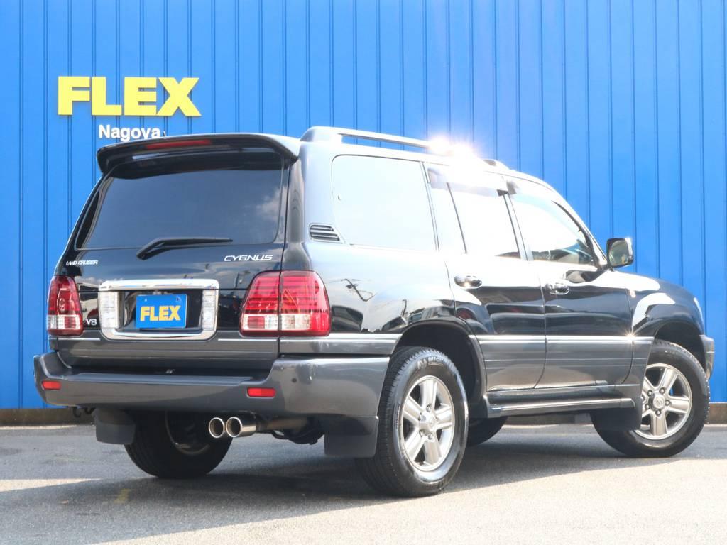 詳しくはランクル名古屋店℡0566-26-2882までお問い合わせ下さい。 | トヨタ ランドクルーザーシグナス 4.7 60thスペシャルエディション 4WD