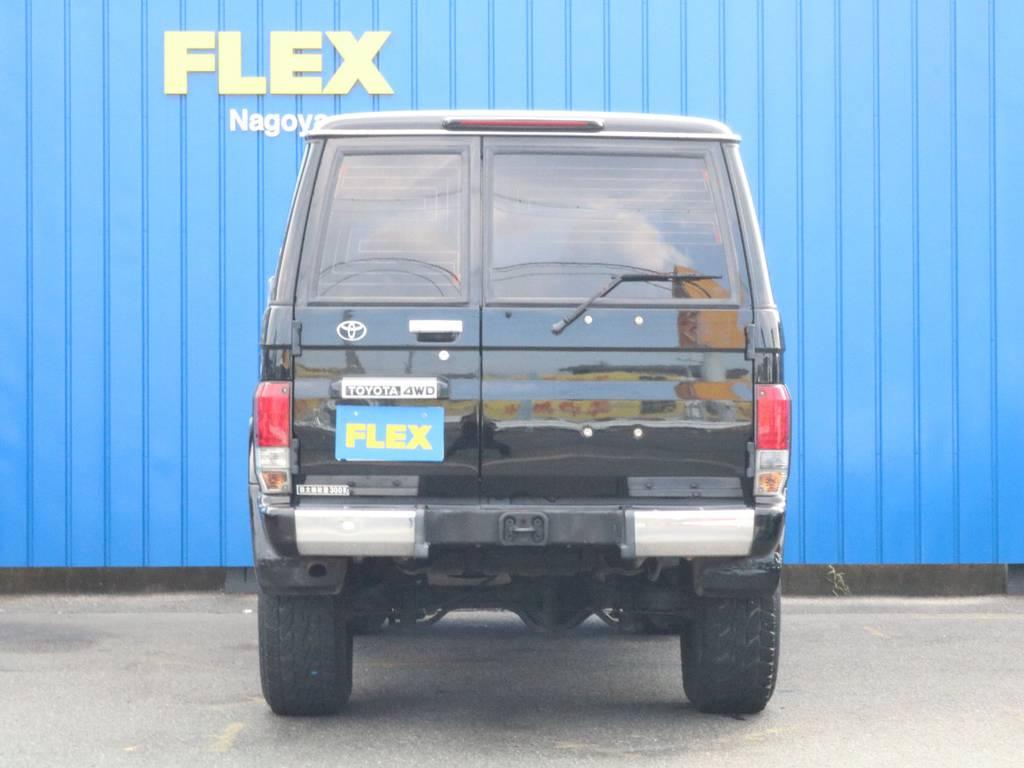 ブラック塗装・ワイドボディーとなります。 | トヨタ ランドクルーザープラド 3.0 SXワイド ディーゼルターボ 4WD