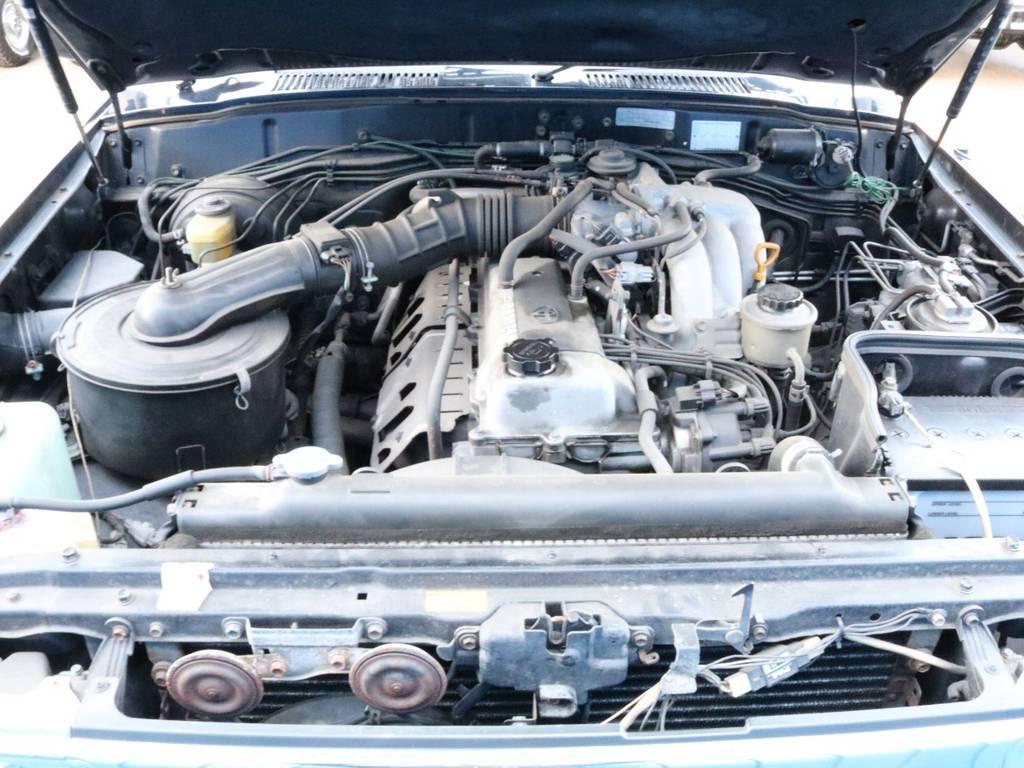 4.5Lガソリンエンジンの走りを体感して下さい。