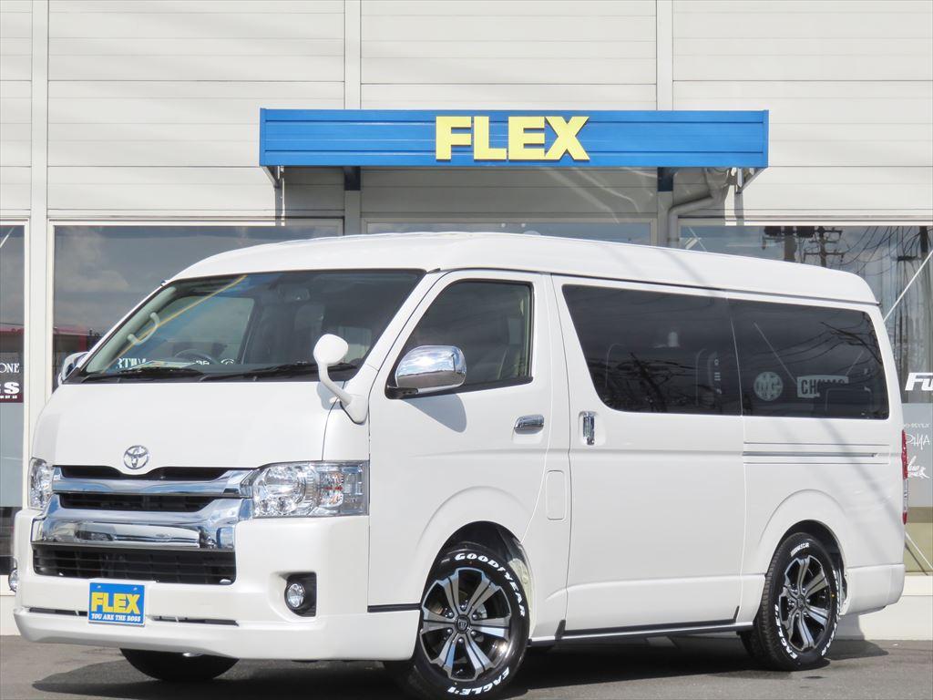 【FLEX ORIGINAL アレンジST/新車ワゴンGL4WD】様々なシーンで大活躍♪オリジナルシートアレンジ♪【全国陸送無料】